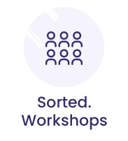 Sorted. Workshops